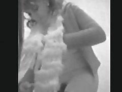 Hårig flicka dolda cam #3