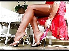 Fötter av gudinnan - bymonique