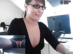Sekreterare + dildo