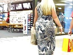 Blond tjock bbw shopping fäder dag sexig af!