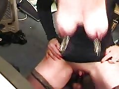 sanne anal stor klitoris