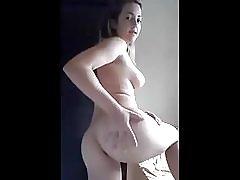 Joung tonåring naken - av helda