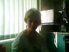 Ryska mogna med stora tuttar på chatroulette