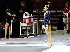 Gymnastiska tonåringar är den sexigaste #1